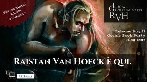 Promozione e ufficio stampa: banner Grande Evento Facebook di RVH, di Lucia Guglielminetti