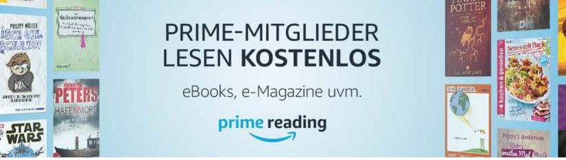Prime Reading: la nuova biblioteca virtuale di Amazon che farà contenti autori elettori